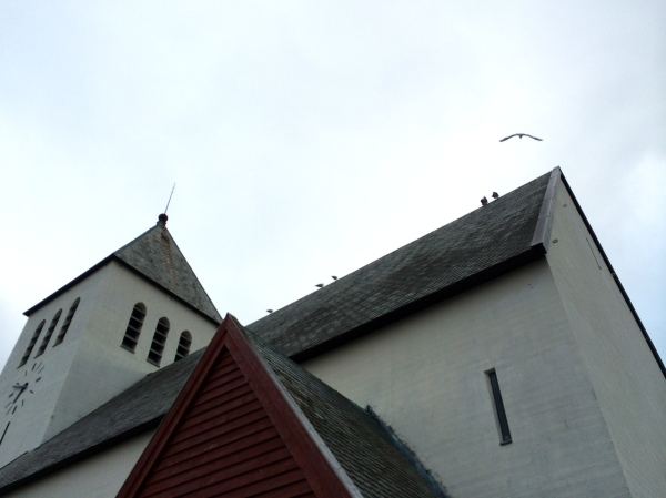 Svolvær church
