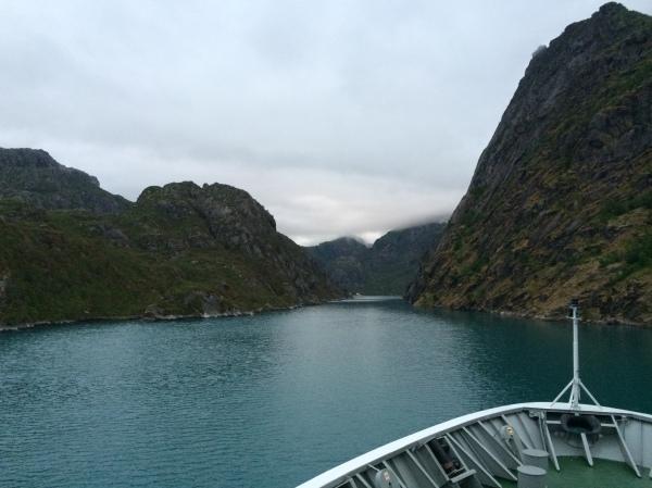 Trollfjord 1